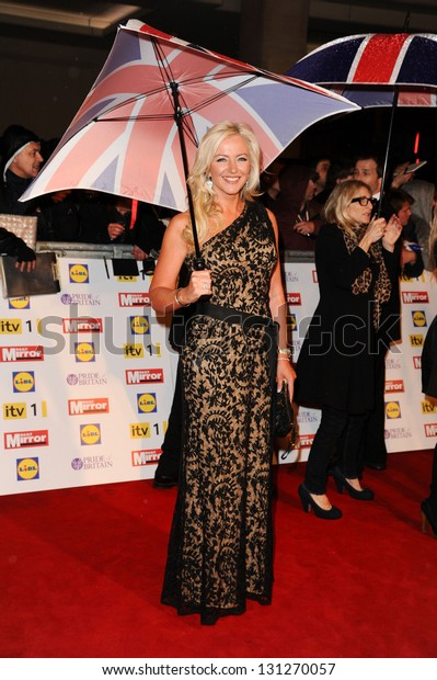 Michelle Mone arriving for the 2012 Pride of Britain Awards, at the Grosvenor House Hotel, London. 29/10/2012 Picture by: Steve Vas