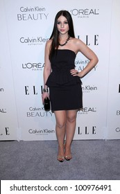 Michelle Trachtenberg  at the  17th Annual Women in Hollywood Tribute, Four Seasons Hotel, Los Angeles, CA. 10-18-10
