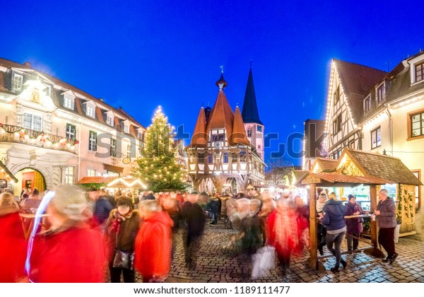 Michelstadt, Christmas Market, Germany