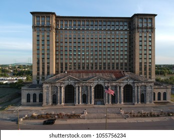 Michigan Central Railway Station