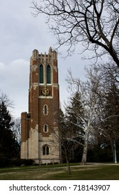 Michigan State Bell tower