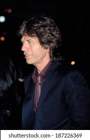 Mick Jagger at premiere of ENIGMA, NY 4/11/2002