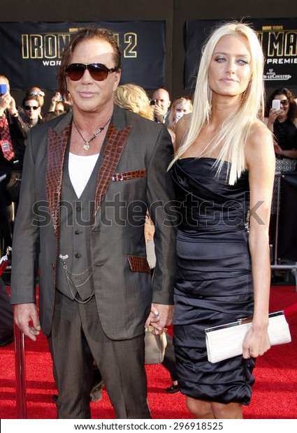 Mickey Rourke Anastassija Makarenko Los Angeles Stock Photo Edit Now 296918525 Mickey rourke is gearing up for the holidays with his longtime love. https www shutterstock com image photo mickey rourke anastassija makarenko los angeles 296918525
