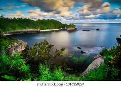 Mico Bay cliffs - Kerpe, Kefken - Kocaeli