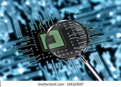 micro chip scanning,searching for bugs