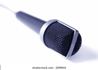 Microphone (Blue)