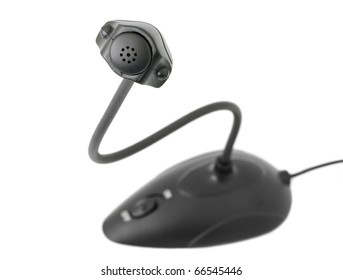 Microphone for a laptop and home computer