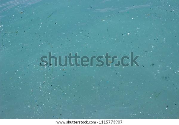 Microplastics in the Mediterran Sea