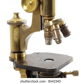 microscope from personal collection