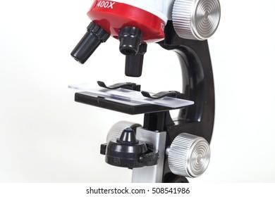Microscope ,work tool in the Laboratory