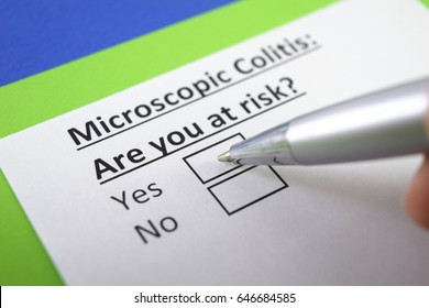 Microscopic colitis : are you at risk? yes or no