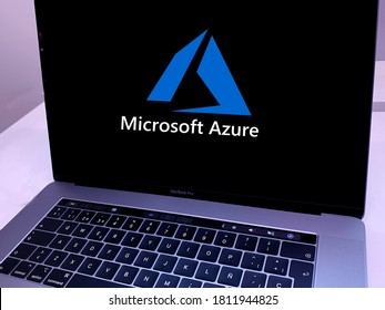 Microsoft Azure is a cloud computing service created by Microsoft to build, test, deploy, and manage applications and services using its data centers. United States, California September 9, 2020