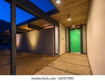 Mid Century Modern Eichler Home