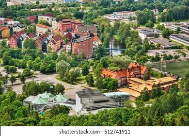 Mid Sweden University (Mittuniversitetet) in Sundsvall (Sweden), HDR-technique