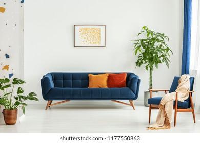 Fantastic Navy Orange Room Stock Photos Images Photography Short Links Chair Design For Home Short Linksinfo