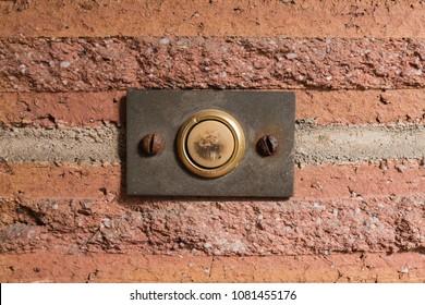 Midcentury Modern Doorbell