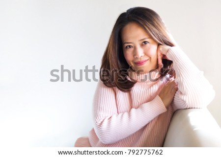 Adult asian pic woman