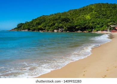 Middle Beach (Praia do Meio) in Trindade, Rio de Janeiro, Brazil