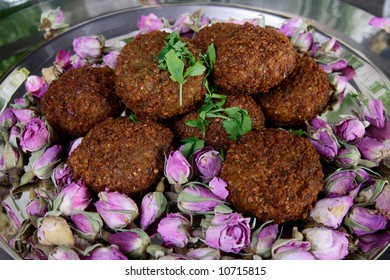 Middle eastern fast food - Falafel