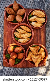 middle eastern pastries