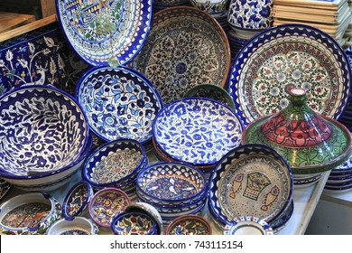 Middle eastern style merchandise