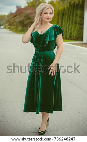 Vintage Green Accessories