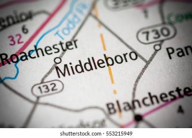 Middleboro. Ohio. USA