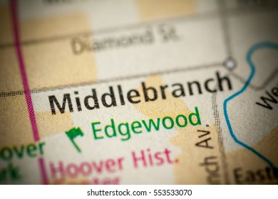 Middlebranch. Ohio. USA