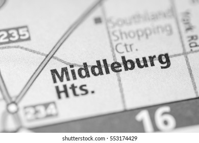 Middleburg Heights. Ohio. USA