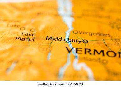 Middlebury, Vermont, USA.