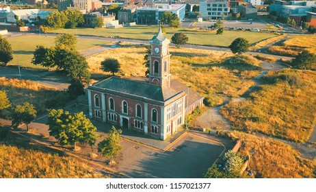 middlesbrough old town drone