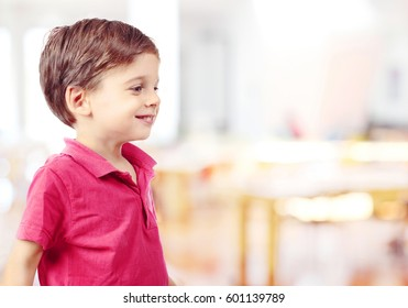 midplane boy in the classroom