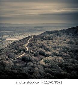 Midsummer Hill Malvern
