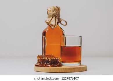 Midus is a type of Lithuanian mead, an alcoholic beverage made of grain, honey and water. Balts were making mead for thousands of years