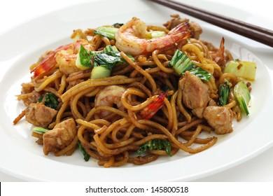 mie goreng, mi goreng, indonesian fried noodles