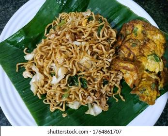 Mie Goreng Tek-tek or sometimes call Indonesia fried noodles