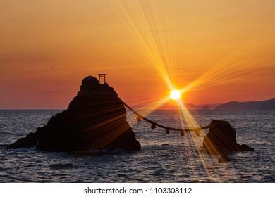 Mie sunrise, Japan