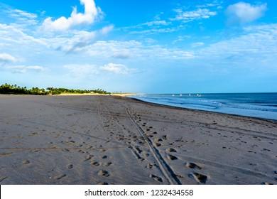 São Miguel do Gostoso beach, Rio Grande do Norte/Brazil