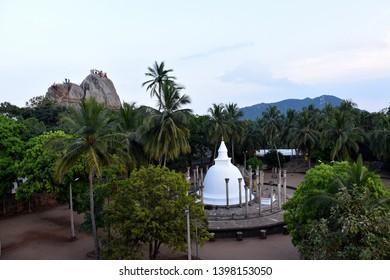 Mihintale Temple, ancient city of Mihintale Sri Lanka