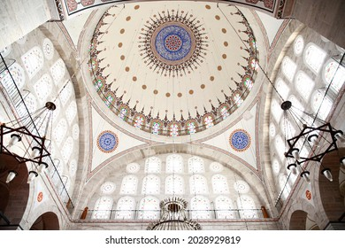 Mihrimah Sultan Mosque Istanbul City