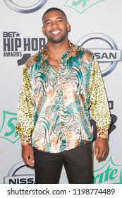 Mike Holston - 2018 BET HIP-HOP AWARDS in Miami Florida USA on October 6th 2018 at The Fillmore Miami Beach - Jackie Gleason Theater