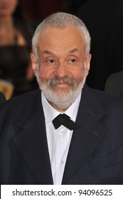 Mike Leigh at the 81st Academy Awards at the Kodak Theatre, Hollywood. February 22, 2009  Los Angeles, CA Picture: Paul Smith / Featureflash
