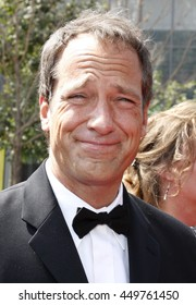 Mike Rowe at the 2008 EMMY Creative Arts Awards held at the Nokia Theater in Los Angeles, USA on September 13, 2009.