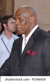 Mike Tyson at the 2007 ESPYS Sports Awards at the Kodak Theatre, Hollywood. July 12, 2007  Los Angeles, CA Picture: Paul Smith / Featureflash