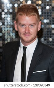 Mikey North arriving for the 2013 British Soap Awards, Media City, Manchester. 18/05/2013