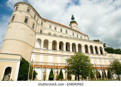 Mikulov Castle - Czech Republic