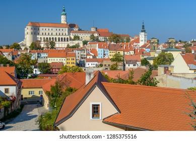 Mikulov, State Chateau Mikulov, Czech Republic