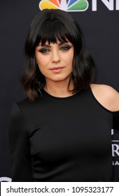 Mila Kunis at the 2018 Billboard Music Awards held at the MGM Grand Garden Arena in Las Vegas, USA on May 20, 2018.