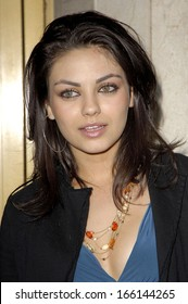 Mila Kunis at FAMILY GUY's STEWIE GRIFFIN THE UNTOLD STORY DVD Party, Mann's National Theatre, Los Angeles, CA, September 27, 2005