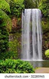 Milaa Milaa waterfalls in Australia